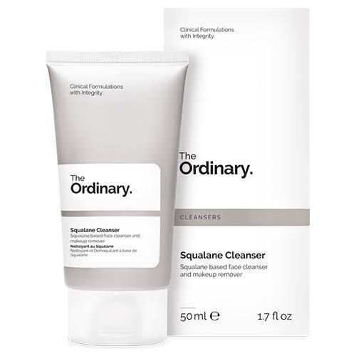 Squalane Facial Cleanser