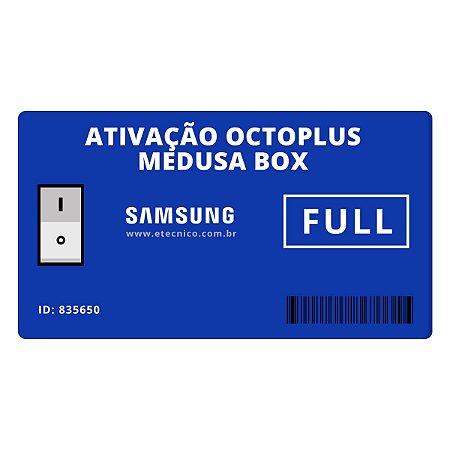 Ativação Samsung | Octoplus | Medusa Box