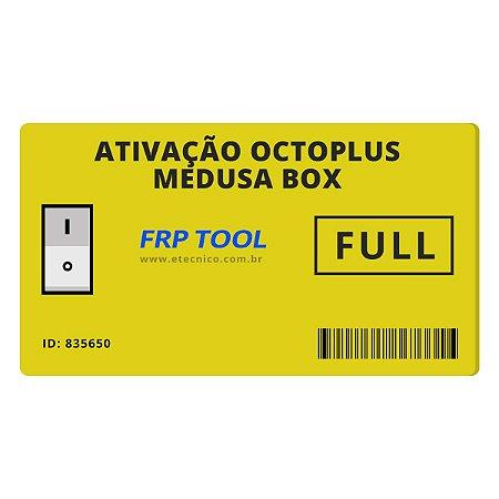 Ativação FRP TOOL   Octoplus   Medusa Box