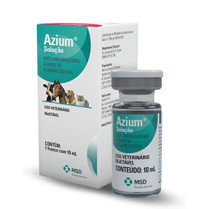 Azium Solução Injetavel