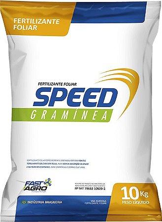 Speed Gramínea 10 Kg