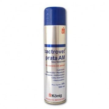 Bactrovet Spray  Prata