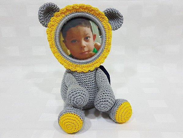 Porta-retrato Leão