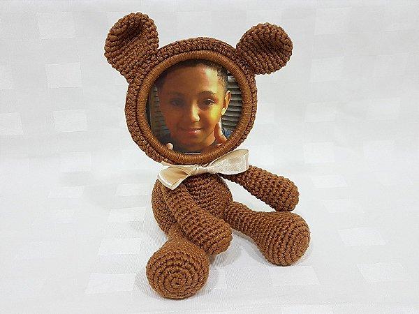 Porta-retrato Urso