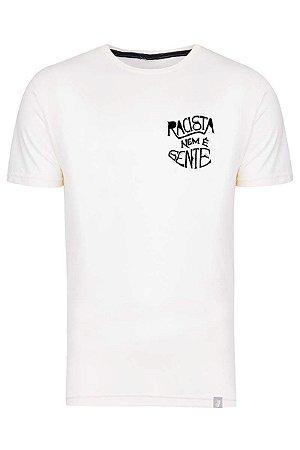 Camiseta Racista Nem É Gente