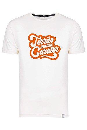 Camiseta Terrão Molda Caráter