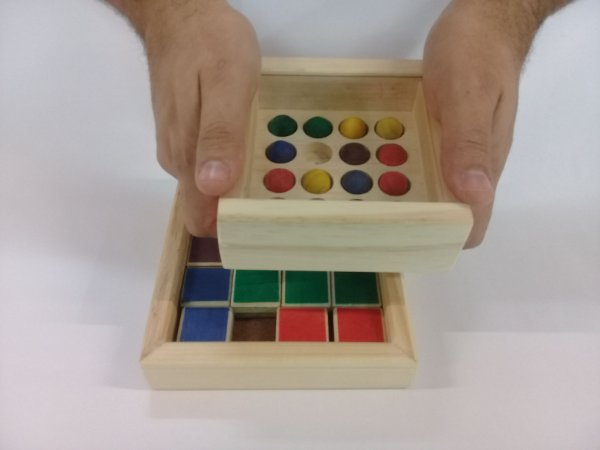 Jogo Padrão - JAC Oficina de Madeiras