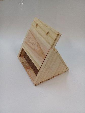 Dominó Triangular - JAC Oficina de Madeiras