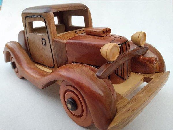 Carrinho Miniatura 1932