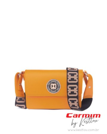 Bolsa Tiracolo Carmim by Kesttou BK043 Topazio - Unidade