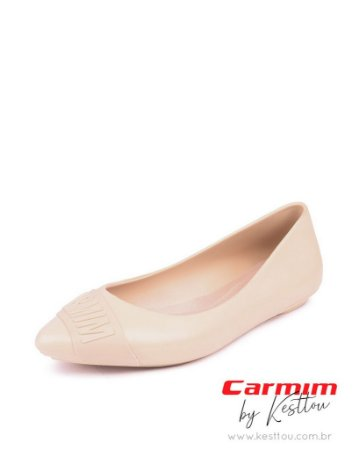 Sapatilha Feminina Carmim by Kesttou KTSP07 Bege - Grade C/9 Pares