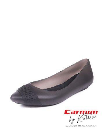 Sapatilha Feminina Carmim by Kesttou KTSP07 Fumê - Grade C/9 Pares