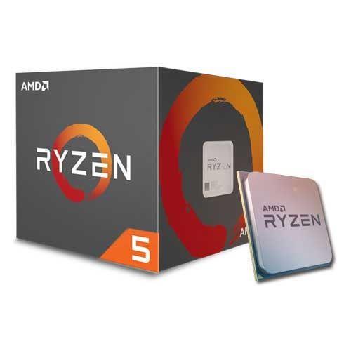 Processador AMD Ryzen 5 1600, Cache 19MB, 3.2GHz (3.6GHz Max Turbo), AM4