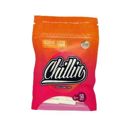 Piteira Pronta Chillin Hollow Tips - Unidade