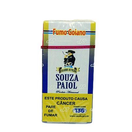 Cigarro de Palha Souza Paiol Fumo Goiano - Unidade