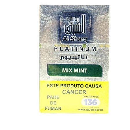 Essencia Narguile Al Sharq Mix Mint 50g - Unidade