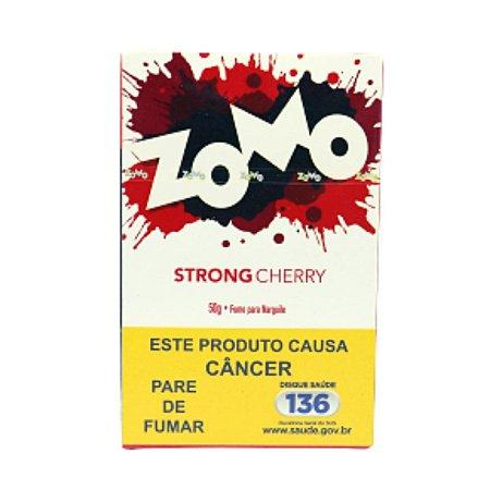 Essencia Narguile Zomo Strong Cherry 50g - Unidade
