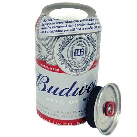 Esconderijo Lata Budweiser 350ml - Unidade