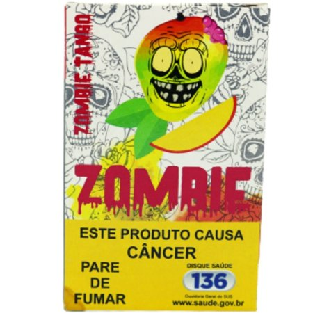 Essencia Narguile Zombie Tango 50g - Unidade