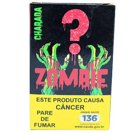 Essencia Narguile Zombie Charada 50g - Unidade