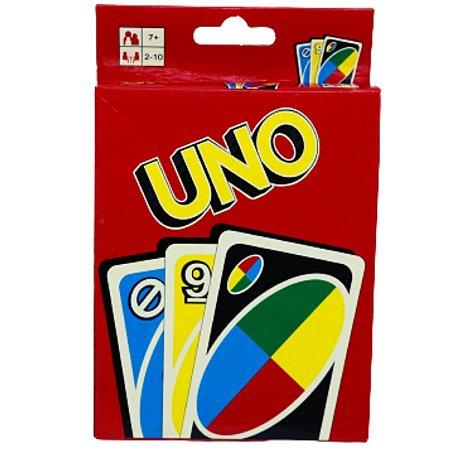 Jogo Uno 108 Cartas - Unidade