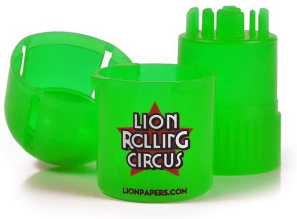 Dichavador Lion Rolling Circus Tainer - Unidade