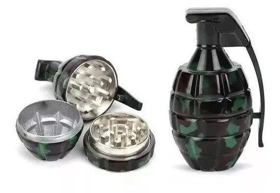 Dichavador Granada Metal - Unidade