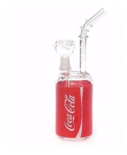 Bong Coca-Cola Vidro - Unidade