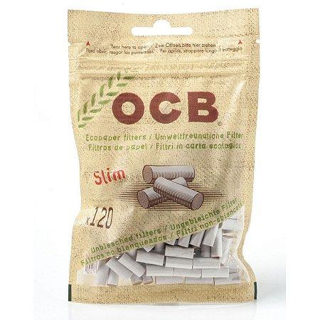 Filtro OCB Ecológico 6mm - Unidade