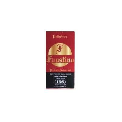 Cigarro de Palha Faustino Tradicional - Unidade