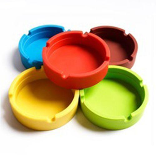 Cinzeiro Silicone cores - Unidade