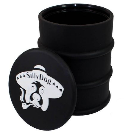 Container SillyDog Barril 500ml - Unidade