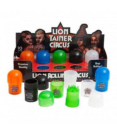 Dichavador Lion Rolling Circus Taner - Display