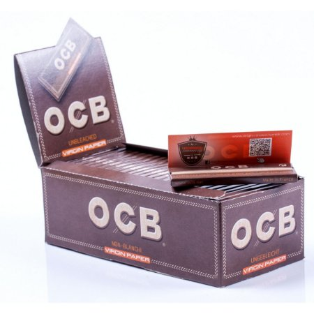 Seda OCB Unbleached Single - Display