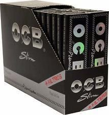 Seda OCB Premium + Filter Slim King Size - Display
