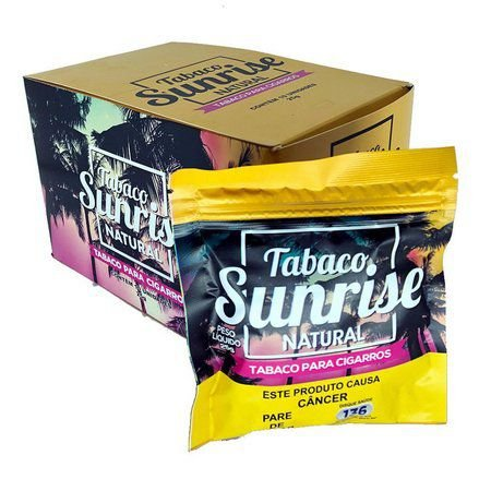 Tabaco Sunrise 25g - Display