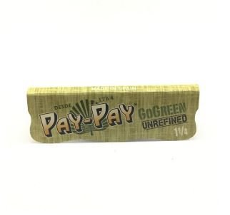 Seda Pay Pay GoGreen Unrefined 1 1/4 - Unidade