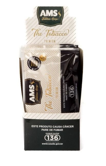 Tabaco AMS The Tobacco Premium 25g - Display