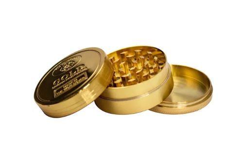 Dichavador Metal Gold 3 Partes - Unidade