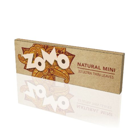 Seda Zomo Natural Mini - Unidade