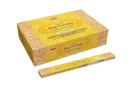 Incenso Nag Champa Darshan Massala (Sandalwood) - Display