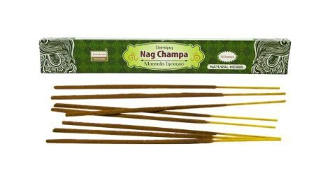 Incenso Nag Champa Darshan Massala (Natural Herbs) - Unidade