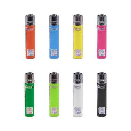 Isqueiro Clipper Color Grande - Unidade