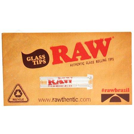 Piteira de Vidro Raw Redonda - Unidade