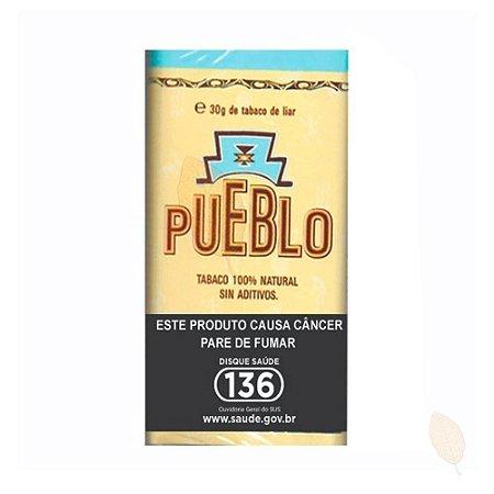 Tabaco Pueblo Amarelo 30g - Unidade