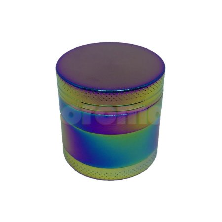 Dichavador Metal Médio Multicolor 4 Partes - Unidade