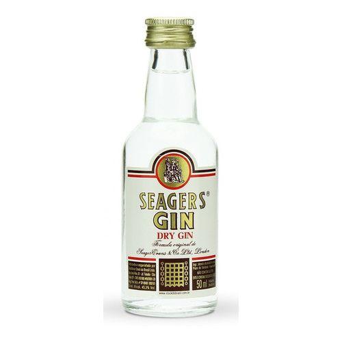 Gin Seagers Miniatura 50ml - Unidade