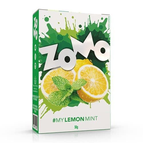 Essencia Narguile Zomo Lemon Mint 50g - Unidade