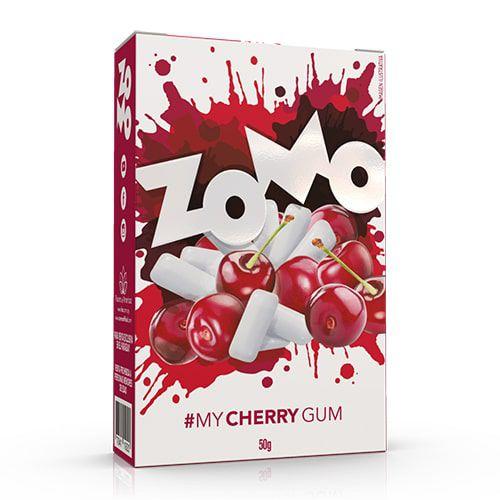 Essencia Narguile Zomo Cherry Gum 50g - Unidade