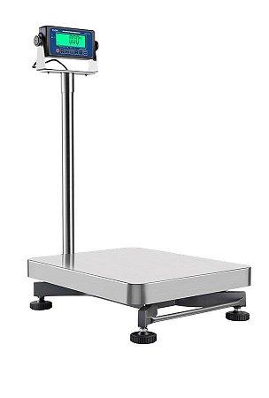 Balança Digital Comercial Plataforma com Bateria 120kg Elgin BPW 10.000